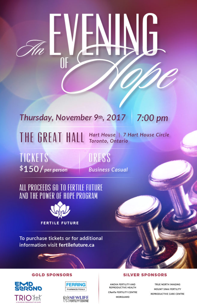 Join us for An Evening of Hope - Mount Sinai Fertility Mount